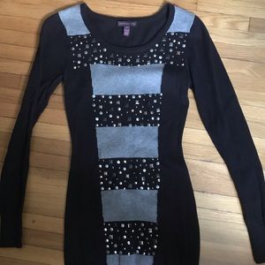 Studded mini dress. ALL MUST GO. BOGO SALE.